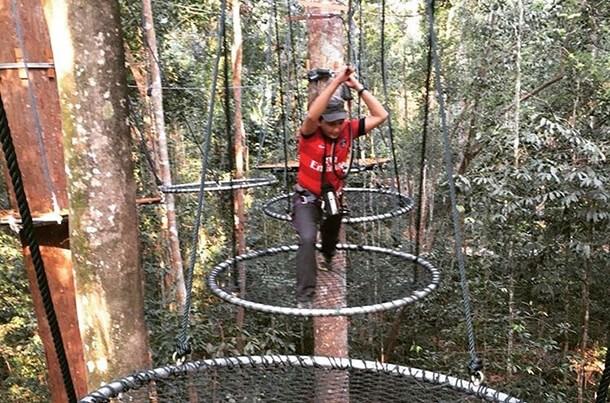 Skytrex Melaka