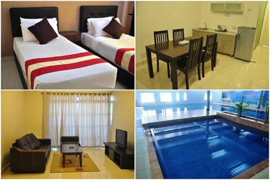 Sumai Hotel Apartment - Room Image