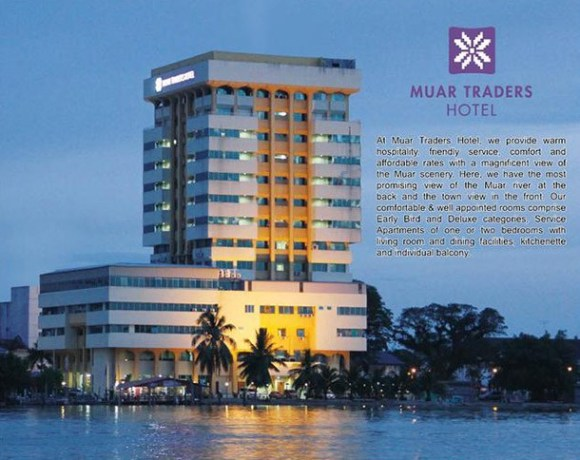 Muar Traders Hotel - Main Image
