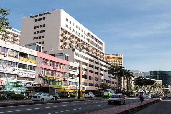 Wisma Merdeka Kota Kinabalu