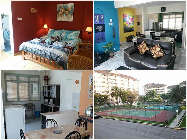 Relaxing Retreats at Cocobay Apartments - Room Image