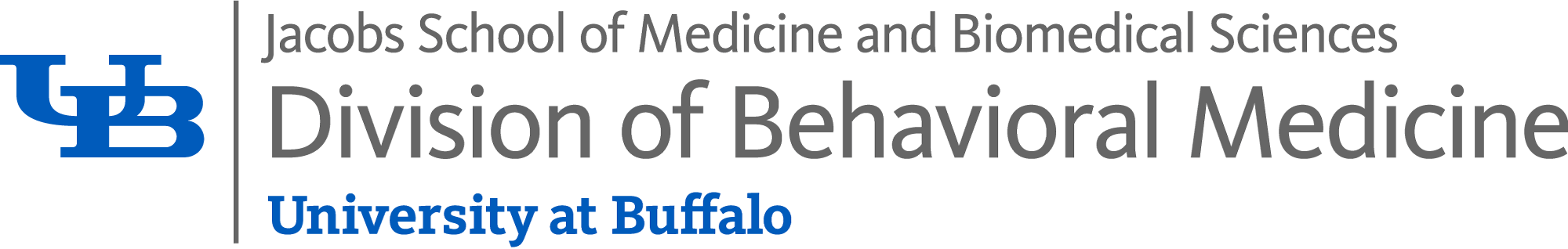 Division of Behavioral Medicine, University of Buffalo