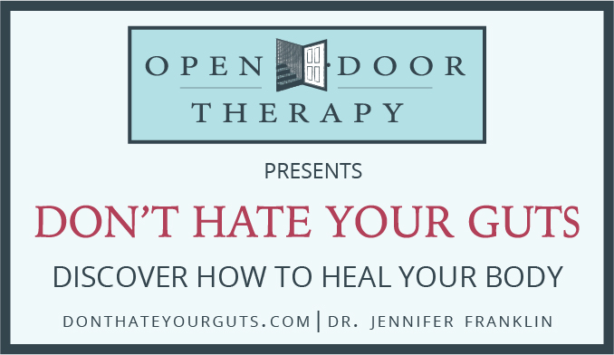 Open Door Therapy - Don't Hate Your Guts (US)