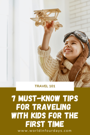 15 Tips and Tricks for Traveling with Kids