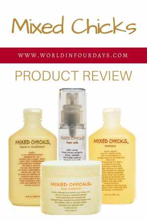Mixed Chicks Product Review Pinterest