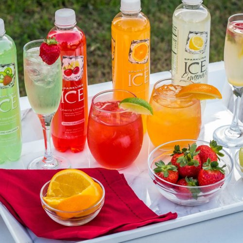 Sparkling Ice Drink Recipes – Keto Friendly and Perfect for Summer