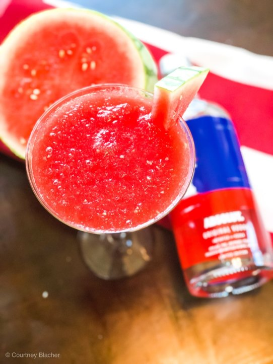 Watermelon Cocktail Recipe