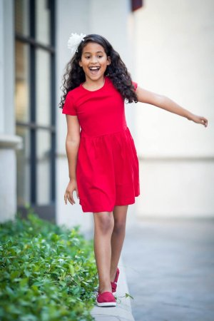 When your kid loves clothes back to school shopping is like the super bowl for them. Reese loves picking out trendy looks but, I also love stocking Reese's closest with the basics so she can mix and match all year long. If you're back to school shopping you will want to check out our back to school basics