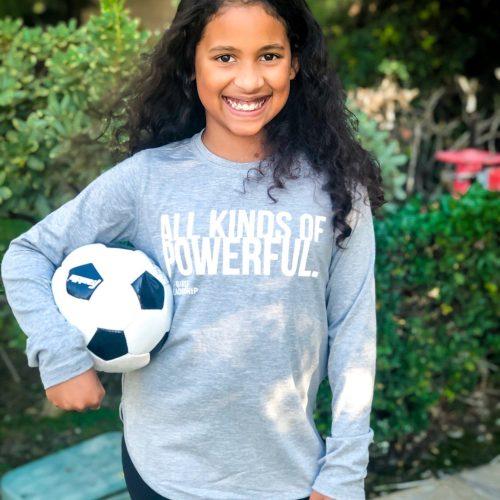 Celebrating International Day of the Girl with Athleta Girl