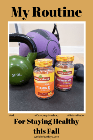 staying healthy during fall