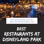 Can You Bring Food Into Disneyland | Best Restaurants Disneyland