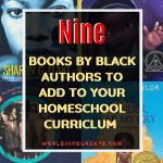 Homeschool Ideas For Black History Month - Nine Books By Black Authors To Add To Your Homeschool Curriculum