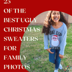 25 of The Best Ugly Christmas Sweaters For Family Photos