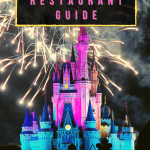 Ultimate Disney World Restaurant Guide