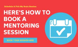 Pick My Brain   Content Creator Business Mentoring