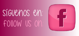 Síguenos en facebook, follow us on facebook