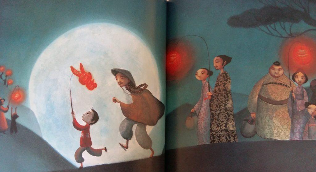 Lin Yi's lantern2-worldkids
