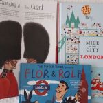 3 BOOKS FOR CHILDREN ABOUT LONDON