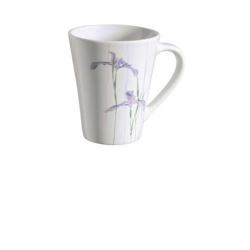 Corelle Shadow Iris Patterned Stoneware Mug World Kitchen UK