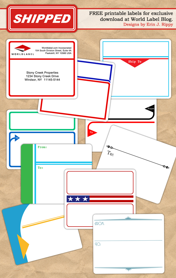 Labels Avery 5163 Templates Pdf