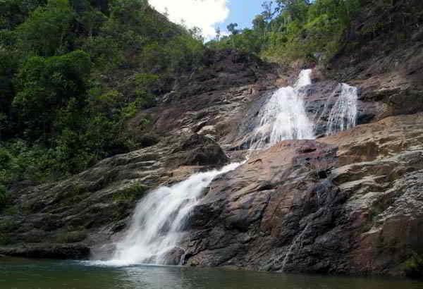 Jerangkang Falls