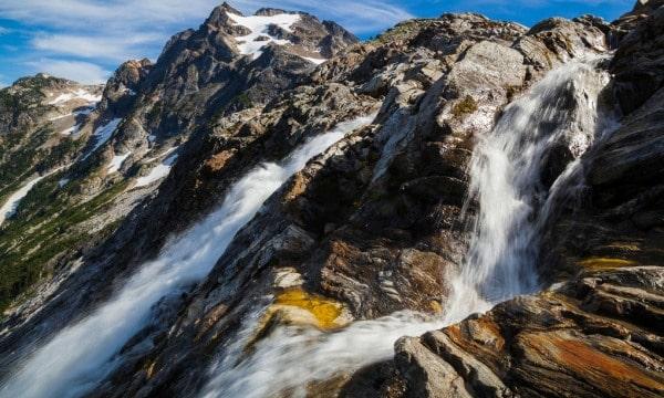 Colonial Creek Falls