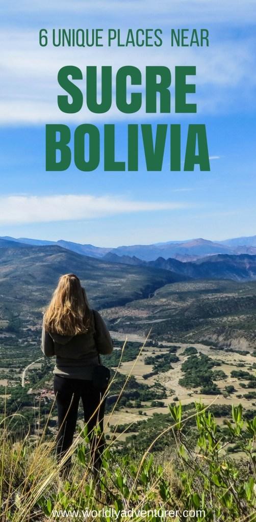 Sucre Bolivia | hiking adventure | Inca trail | camping in South America | Bolivia travel destinations and tips | adventure | things to do in Sucre Bolivia