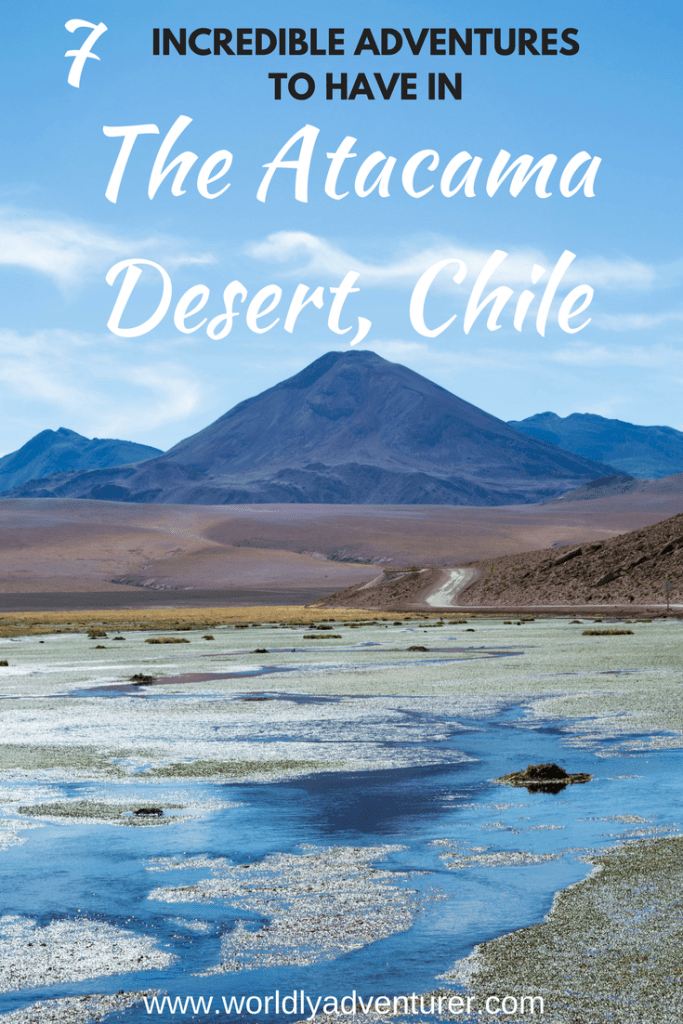 Looking for adventure travel tips for visiting the Atacama Desert in Chile? I've got seven off-the-beaten-path destinations that you can't miss on a trip in the region!