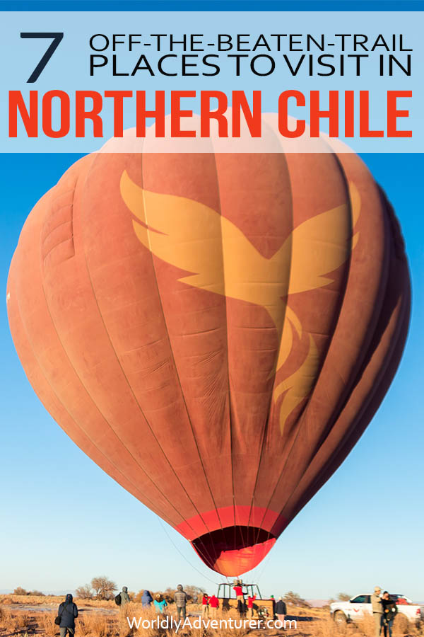 The north of Chile is crammed full of lesser-known tourist destinations - and yes, there is more to the Atacama Desert than San Pedro de Atacama. Get accommodation and transport tips plus the seven most incredible destinations to visit on a trip to the north of Chile. #Chiletravel #SanPedrodeAtacama #NorthernChile #chile #mountains #volcanoes #geysers #southamerica #nationalparks #arica #iquique #antofagasta #putre