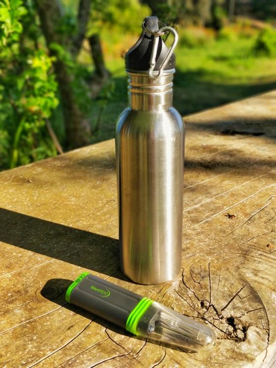 Best Backpacking Water Filter Steripen Adventurer Review Worldly