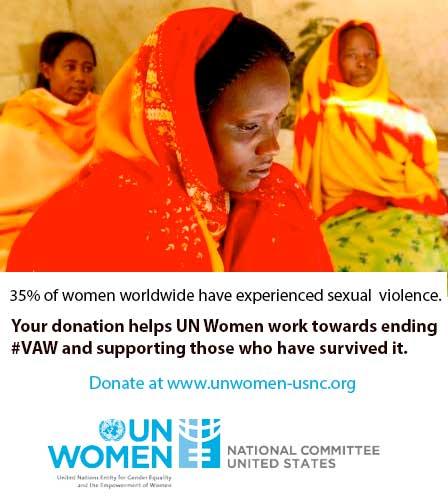 UN Women Appeal
