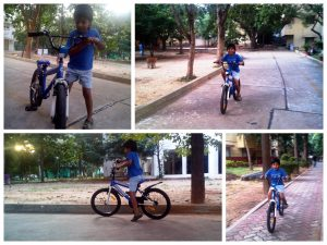 joy riding