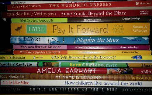 Alison's Book Stack 2 500