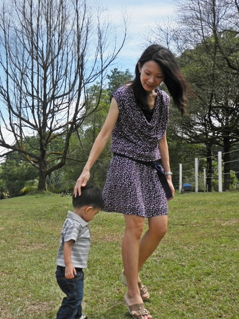 SINGAPORE: Interview with Ruth Wong/Mommy Cafe