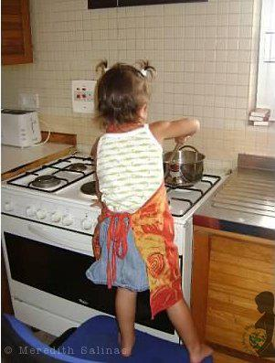 Saturday Sidebar: How do you involve children to help in kitchen?