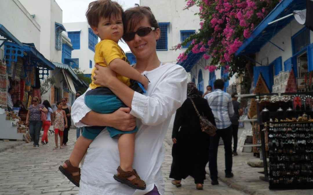 TUNISIA: The Evacuation: A Mother's Tale