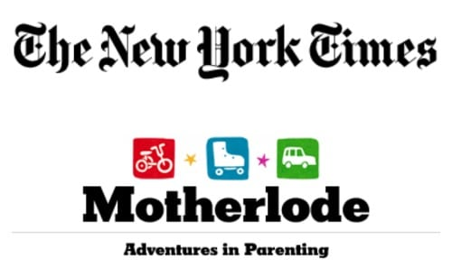 """The NY Times calls World Moms Blog a """"Must Read"""""""