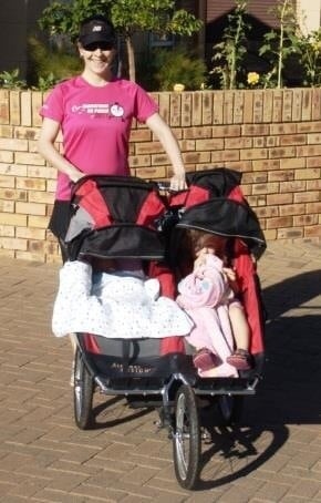 SOUTH AFRICA: Welcome to Planet Parenthood #WorldMoms