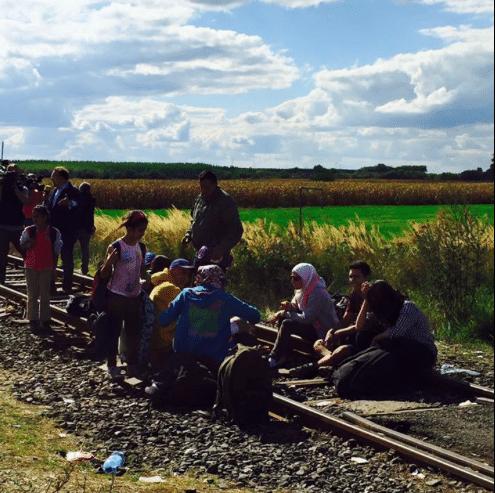 WORLD VOICE: Embracing Diversity & The European Refugee Crisis