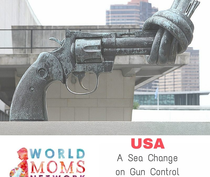 USA: A Sea Change on Gun Control