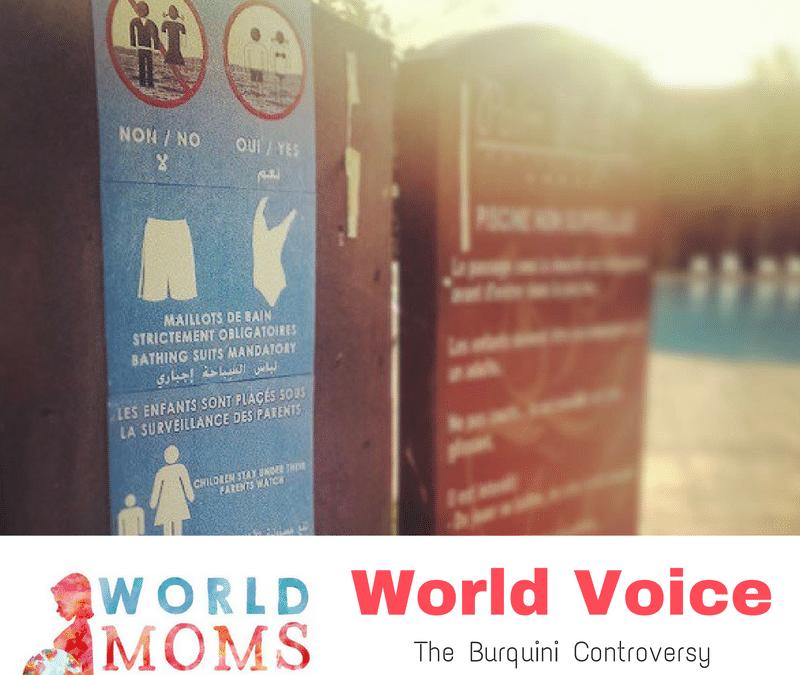 World Voice: The Burquini Controversy