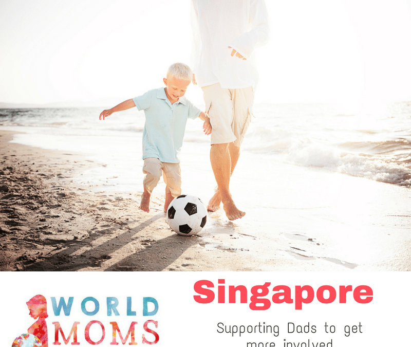 SINGAPORE: Supporting Dads to get more involved