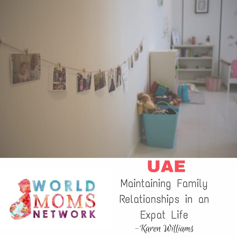 Family Relationships Expat Life