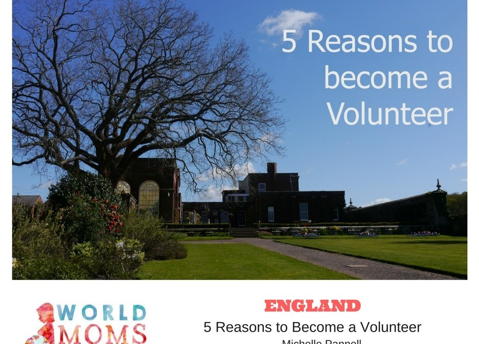 UK: Proud to be a Volunteer: 5 Reasons Why it Might Suit You Too