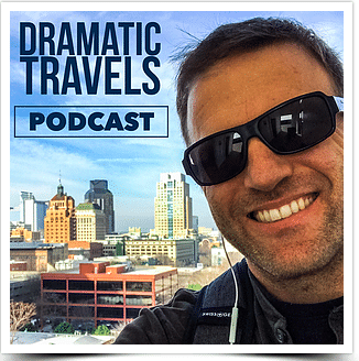 Dramatic Travels Podcast Features Two #WorldMoms