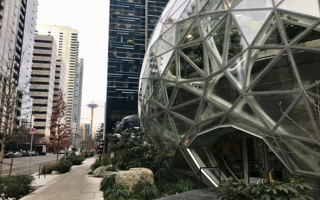 Travel: The Amazon Spheres