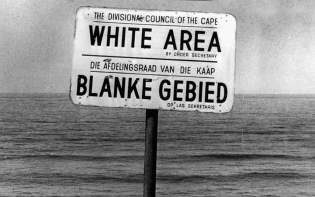 Growing Up In Apartheid South Africa As A White Kid
