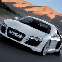 Audi R8 road car Design