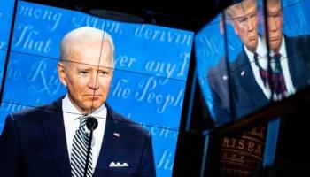 ANÁLISIS | El fuerte contraste entre Trump y Biden que mostró el duelo de  foros - World News Day