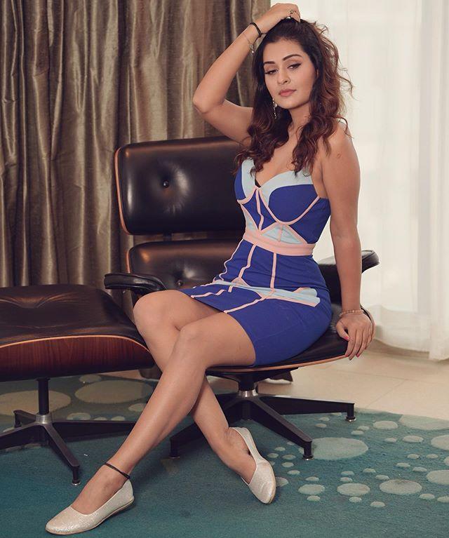 South Indian Gorgeous Actress Payal Rajput